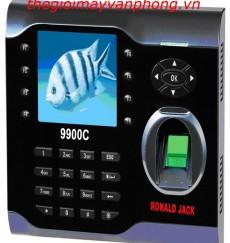 Máy chấm công vân tay RONALD JACK 9900C