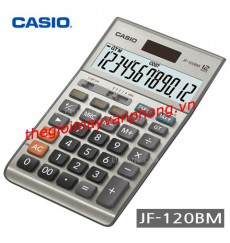 Máy tính CASIO JF-120BM